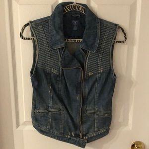 Guess Jean Vest